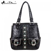MW10-8283 Montana West Western Concho Collection Handbag