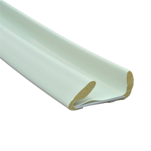 Andersen PS611 Stationary Panel Meeting Stile Weatherstrip in White 1982 to 6/2000