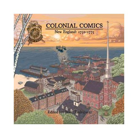 Colonial Comics 2: New England 1750-1775