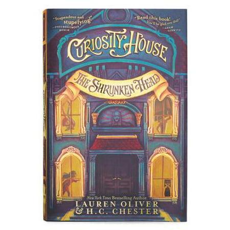 Curiosity House: The Shrunken Head (Hardcover)