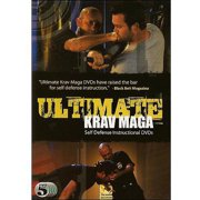 Ultimate Krav Maga Self-Defense Instructional Set (Beginner to Intermediate) by