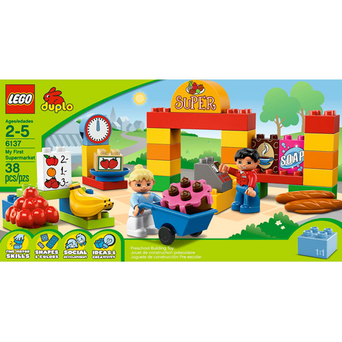 LEGO DUPLO My First Supermarket