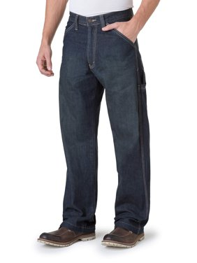 Signature by Levi Strauss & Co. Men's and Big Men's Carpenter Jeans