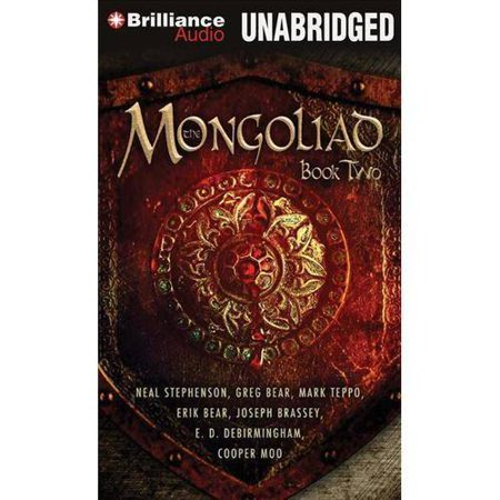 The Mongoliad: Book Two by