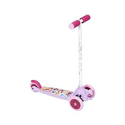 Huffy Tilt N Turn Disney Princess Scooter