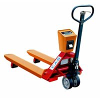 CAS PALLET JACK SCALE CAS CPS CPS-1 Model A 3K Capacity - Legal for Trade Series