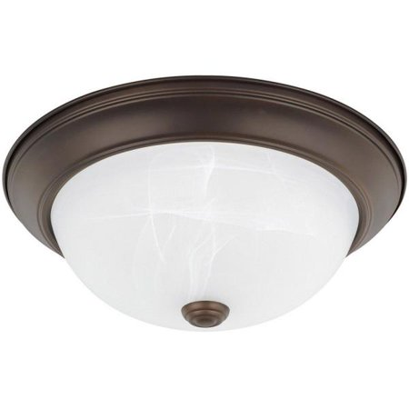 - Capital Lighting Two Light Flush Mount 5.125