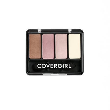 COVERGIRL Eye Enhancers 4-Kit Eyeshadow, 235 Pure Romance