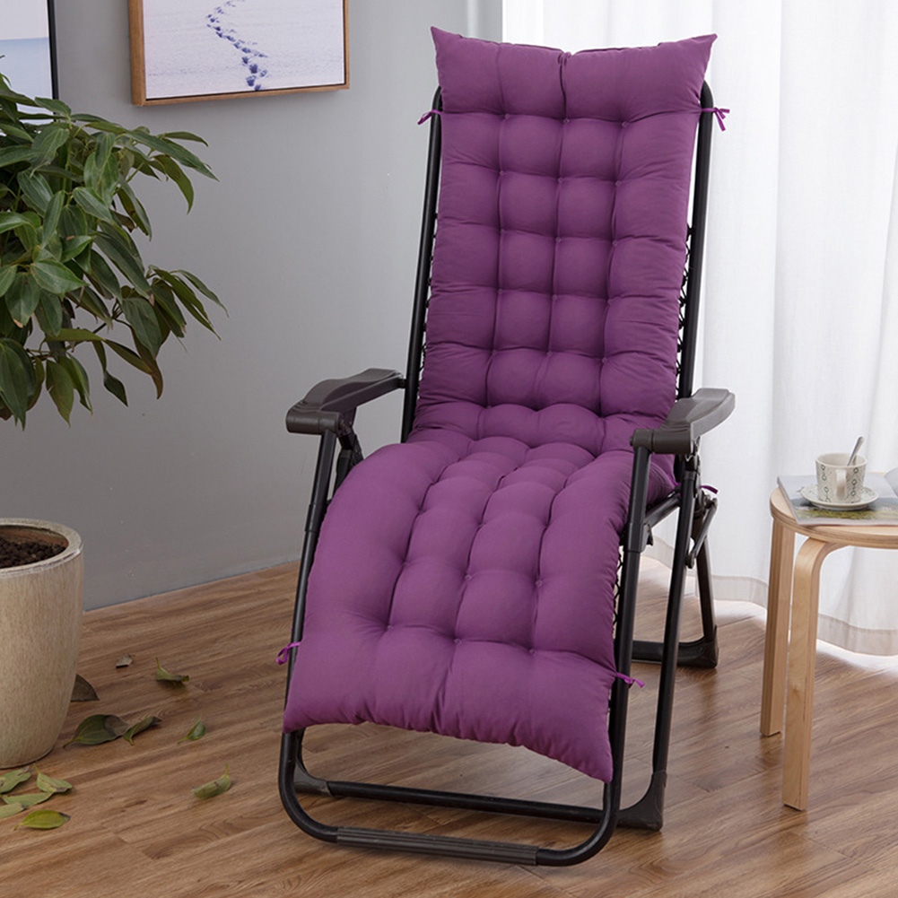 Akoyovwerve Rocking Chair Cushion Lounger Cushion High ...