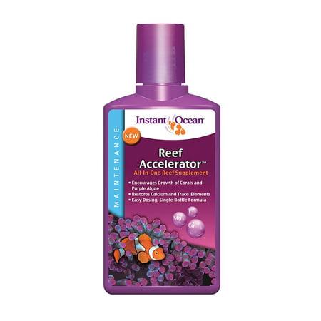 Instant Ocean Reef Accelerator Salt Water Conditioner, 250 -