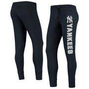 New York Yankees New Era Women's Tri-Blend Pants - Navy
