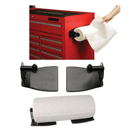 - Magnetic Paper Towel Holder for Kitchen or Workshop
