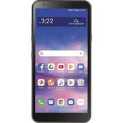 LG Simple Mobile Journey, 16GB, Black - Prepaid Smartphone
