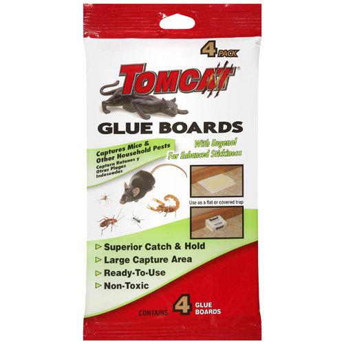 Tomcat Glue Boards Trap, 4ct