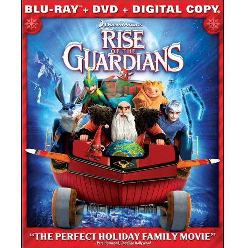 Rise Of The Guardians (Blu-ray + DVD + Digital Copy) (With INSTAWATCH) (Widescreen)