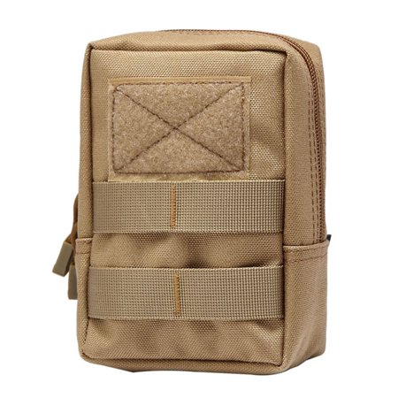 Outdoor Zipper Hunting Bag Military Waist Bag Tactical Pouches Belt Utility Pouch