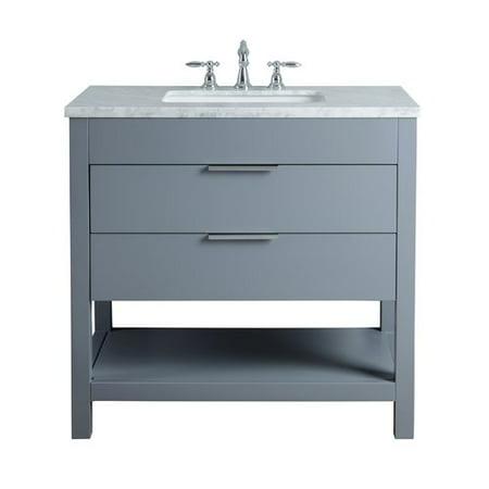 Brayden Studio Knorr 36 Single Bathroom Vanity Set