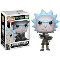 FUNKO POP! ANIMATION: RICK & MORTY - WEAPONIZED RI