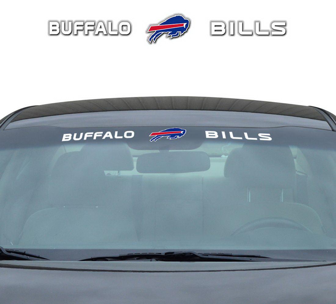 NFL Buffalo Bills Windshield Decal