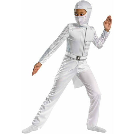 Storm Shadow Child Halloween Costume - Storm Costume Halloween