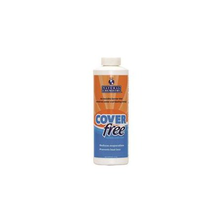 Natural Chemistry 07101 Cover Free 16 Oz Liquid Solar Pool Cover Blanket