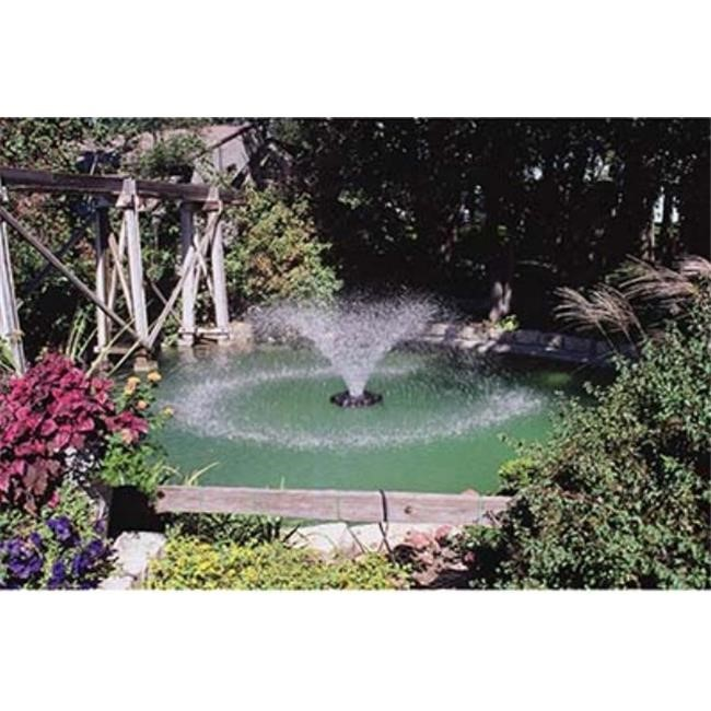 Kasco Marine 2400VFX100 .5HP - 120V Aerating Fountain - 100Ft Cord