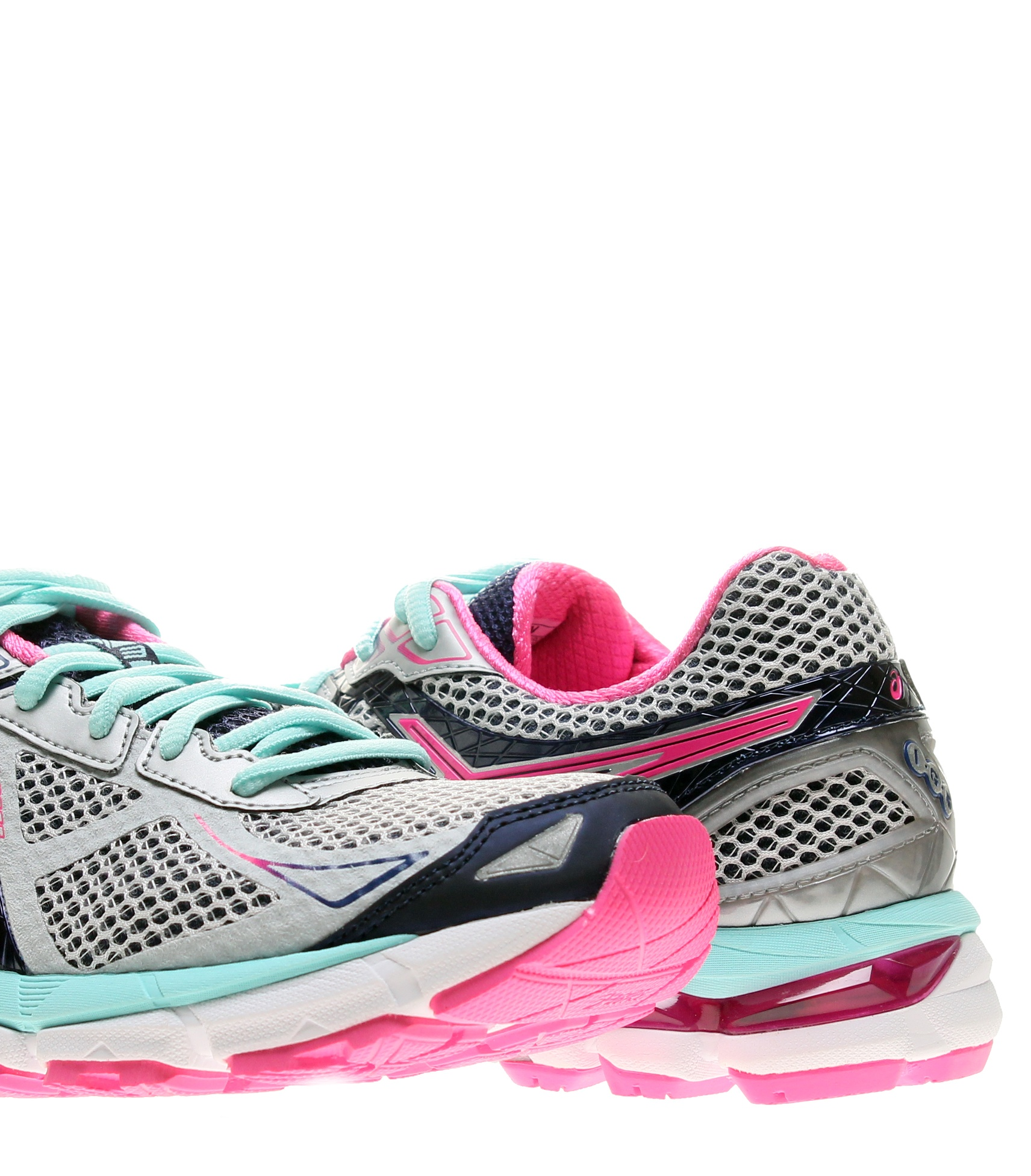 Asics GT-2000 3 Lightning Hot Pink Women's Running Shoes T550N-9335 by Asics