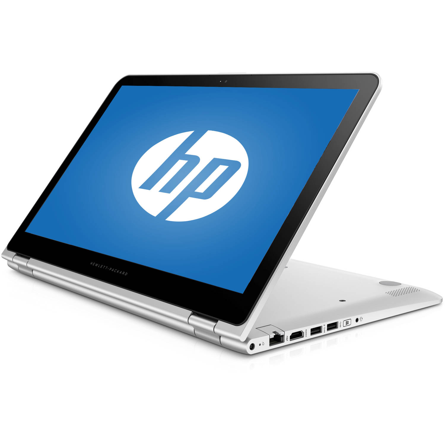 HP Natural Silver 15.6 ENVY 15 - U410Nr touch screen 2 - in - 1 Convertible Laptop PC with Intel Core i5 - 6200U Processor, 6GB Memory, 1TB Hard Drive and Windows 10 Home
