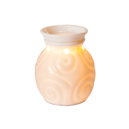 Better Homes and Gardens Mini Warmer, Porcelain Glow