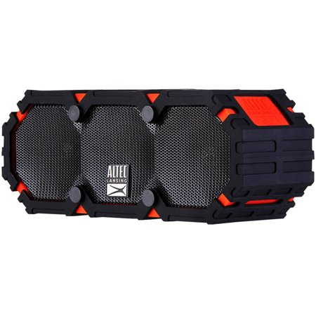 Altec Lansing iMW477 Mini Lifejacket Bluetooth Speaker, Red