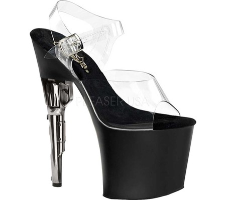 Women's Pleaser Bond Girl 708 Economical, stylish, and eye-catching shoes
