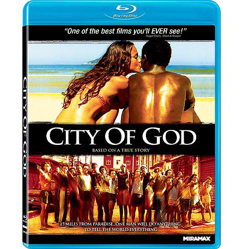 City Of God (Blu-ray) (Widescreen)