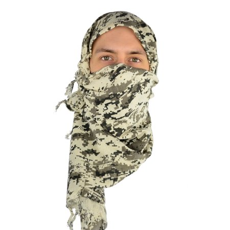 Shemagh Scarf - Military Scarf Head Wraps  73de05a38b2