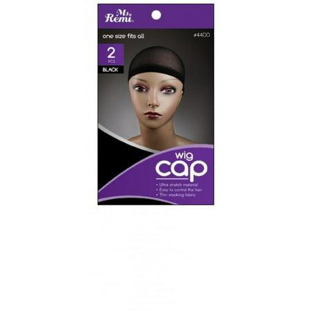Annie Cap perruque 2pc # 4400 Noir - image 1 de 1