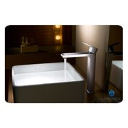 Fresca Allaro Single Handle Deck Mount Vessel Faucet