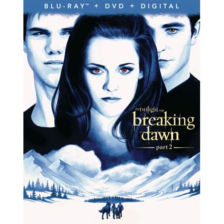 Twilight: Breaking Dawn Part 2 (Blu-ray + DVD + Digital
