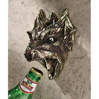 Gothic Dragon Bottle Opener by Design Toscano