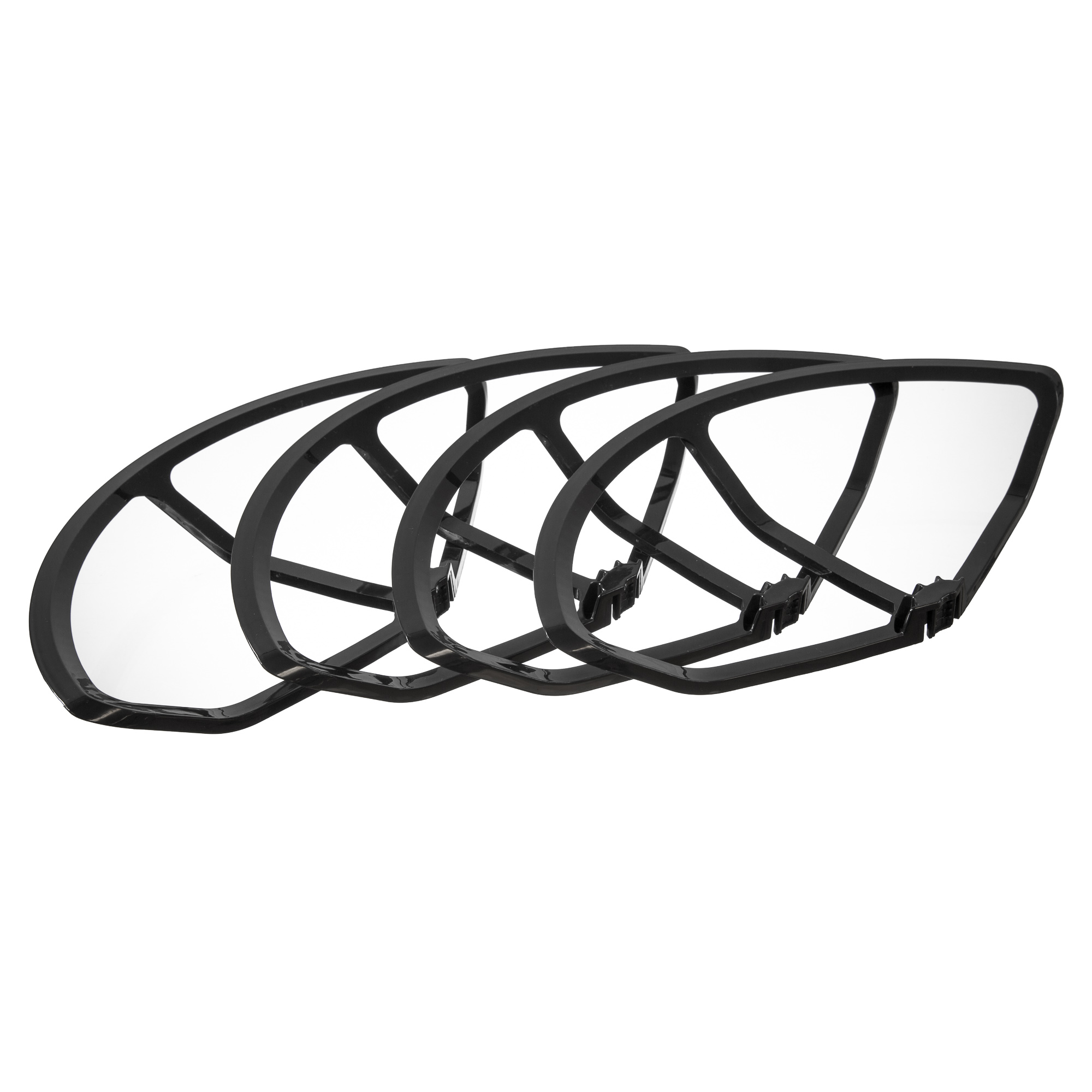 Ultimaxx Quick Snap On/Off Propeller Guards for DJI Phantom 4 Quadcopter - Black (Set of 4) - image 2 of 2
