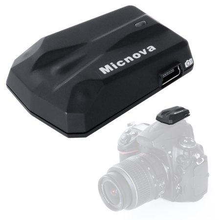 Micnova GPS-N PLUS GPS Unite Geotag Replace GP-1 with N1 &N3 Cable for Nikon D800 D800E D610 D600 D7200 D700 D7100 D90 D3200 D5200 D4