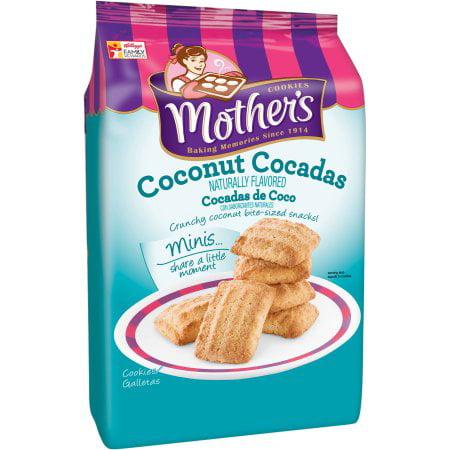 Mother's Coconut Cookies