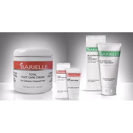 Barielle Deluxe 2-Piece Foot Treatment Cream Combo Pack - avec cadeau gratuit!