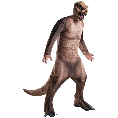 Jurassic World T-Rex Adult Halloween Costume