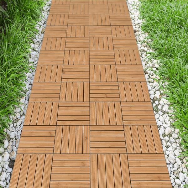 Outdoor Wood Flooring 12