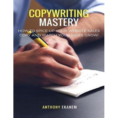 Copywriting Mastery: How to Spice Up Your Website Sales Copy and Watch Your Sales Grow! - - One Piece Website Watch