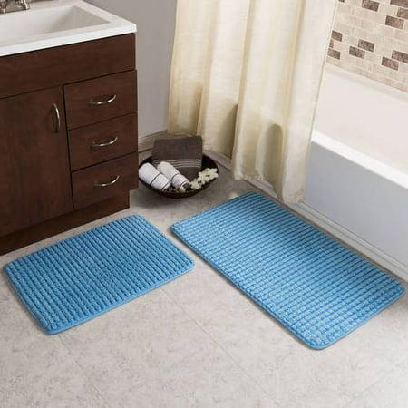 Bath mat for inside tub