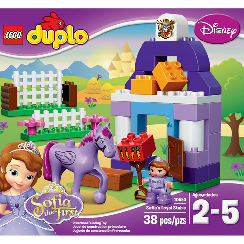 LEGO DUPLO Sofia the First Sofia the First Royal Stable