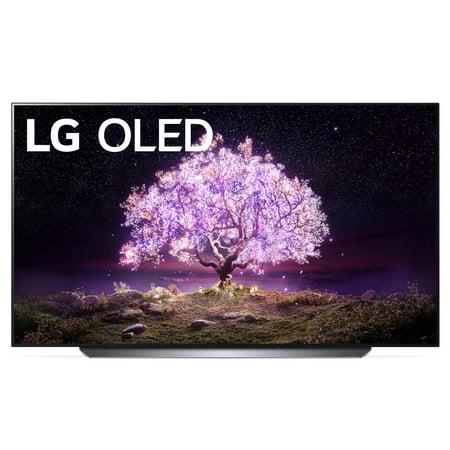 """LG 65"""" Class 4K UHD Smart TV w/AI ThinQ® OLED C1 Series OLED65C1PUB"""