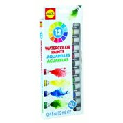 ALEX Toys Artist Studio 12 Watercolor Paints