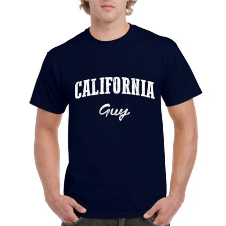 California Guy Men's Short Sleeve T-Shirt