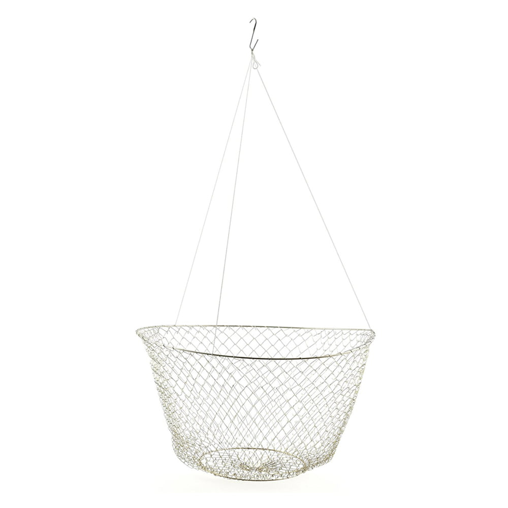 Hurricane Two Ring Wire Crab Net, 18in